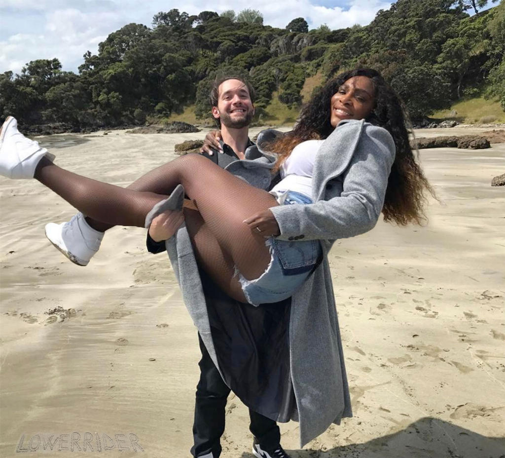 Serena Williams lift by lowerrider