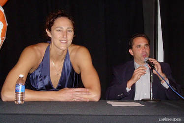 WNBA press conference by lowerrider