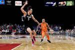 Tall vs Small Basketball 1