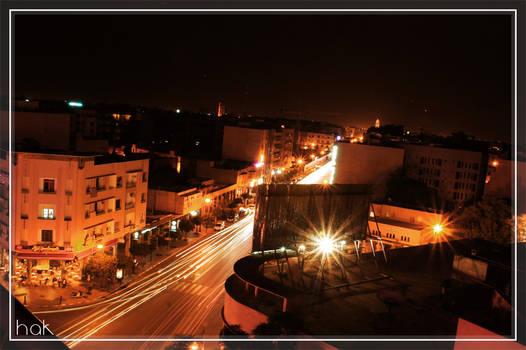 Avenue Mohamed V Marrakech