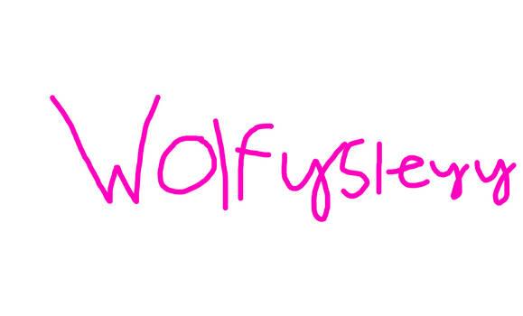Wolfysleyy watermark (old)