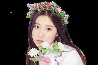 Kang Hyewon PNG by minawastaken