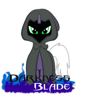 Darkness Blade by dasArchie