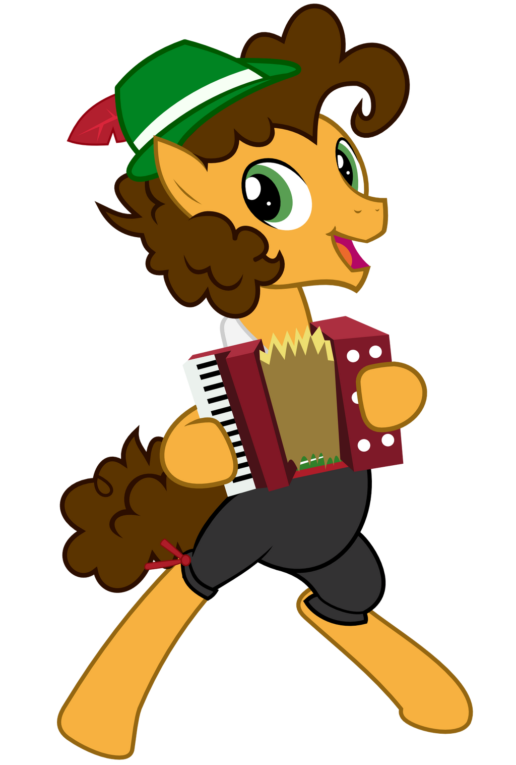 Cheese Sandwich with accordion by dasArchie on DeviantArt