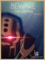 Beware the depths - Nautilus