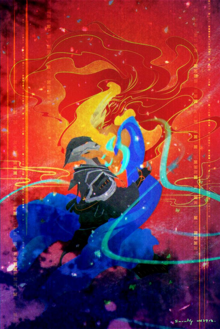 Embrace Eternity by StellarStateLogic