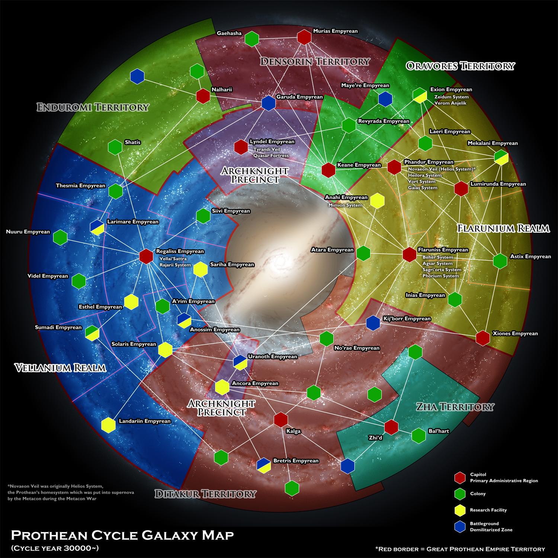 Galaxy Map – UCIN