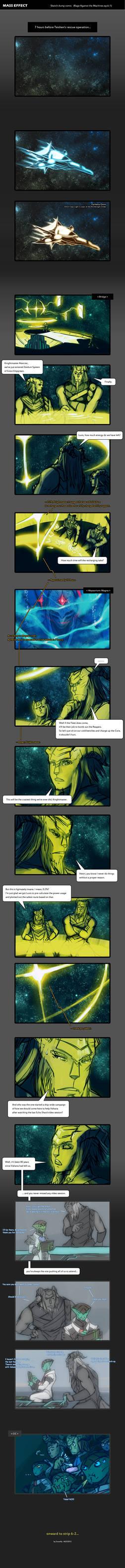 Prothean Reaper War by StellarStateLogic on DeviantArt