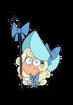 Alice In His Halloween Costume