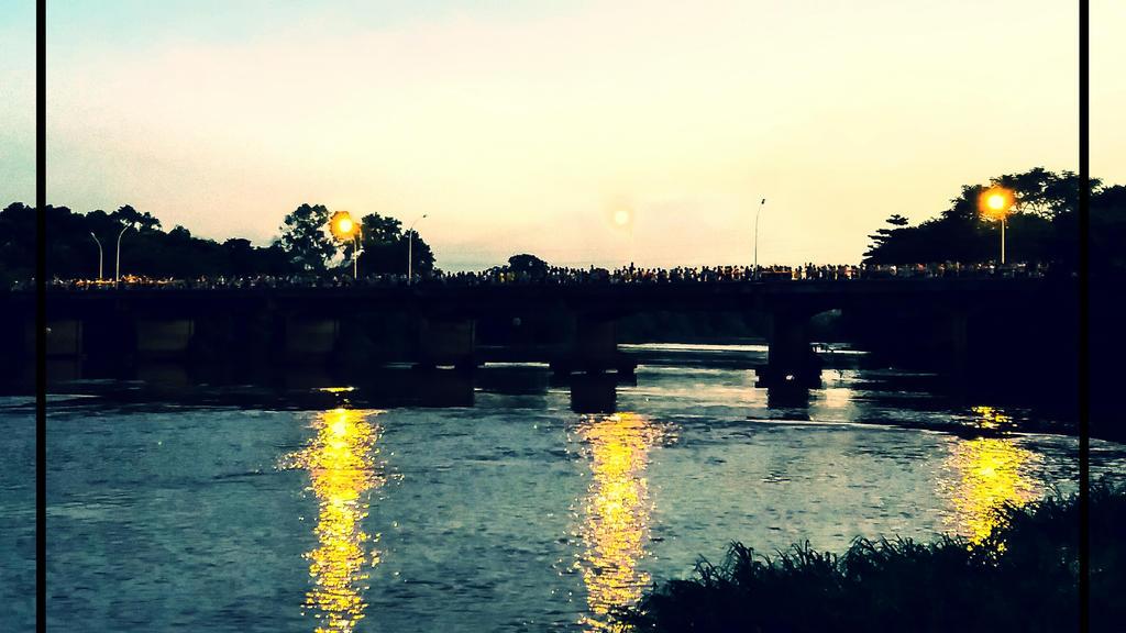Fim de Tarde - A Ponte by rubiert