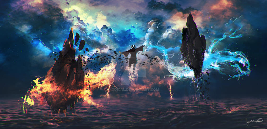 Avatar The Last Airbender Fan Art State By Odical