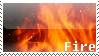 Fire Stamp by HystericalVixen