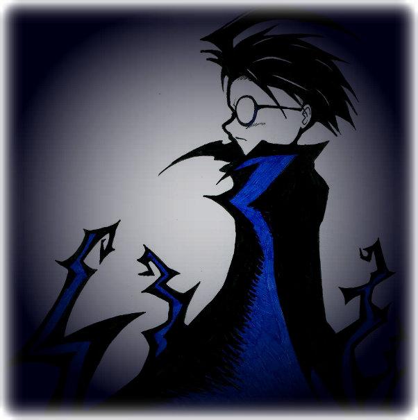 Spooky Dib by Blacklyra