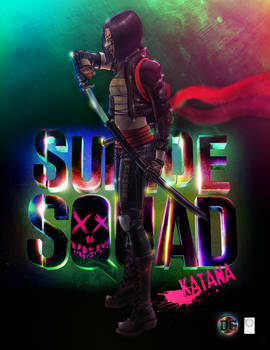 Sideview Sunday 97 Suicide Squad Katana