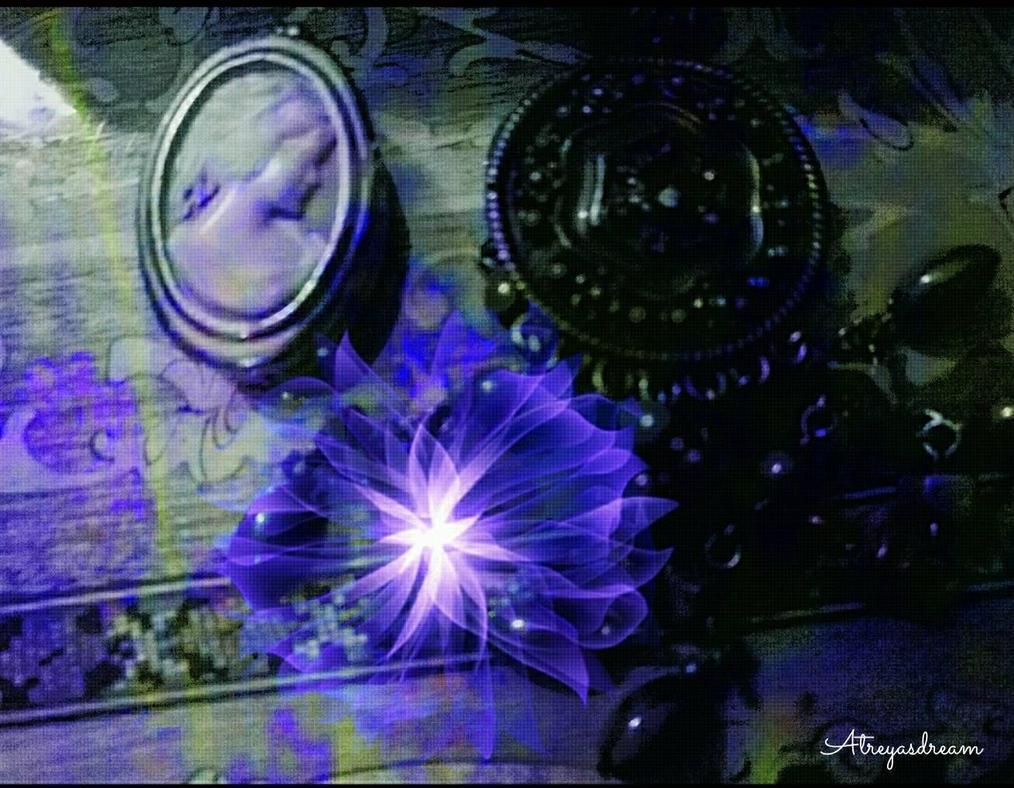Ghost Light by Atreyasdream