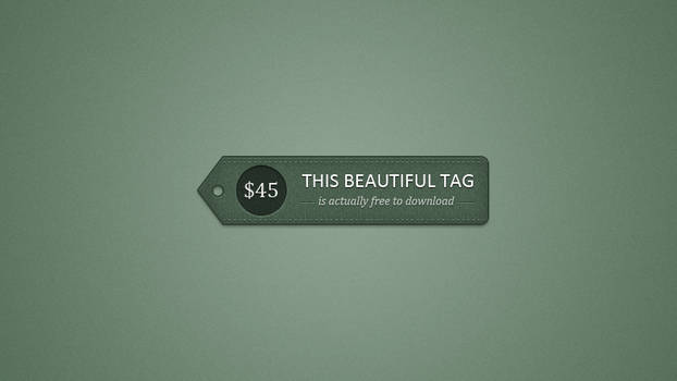 Detailed Price Tag by Mc-Cabe