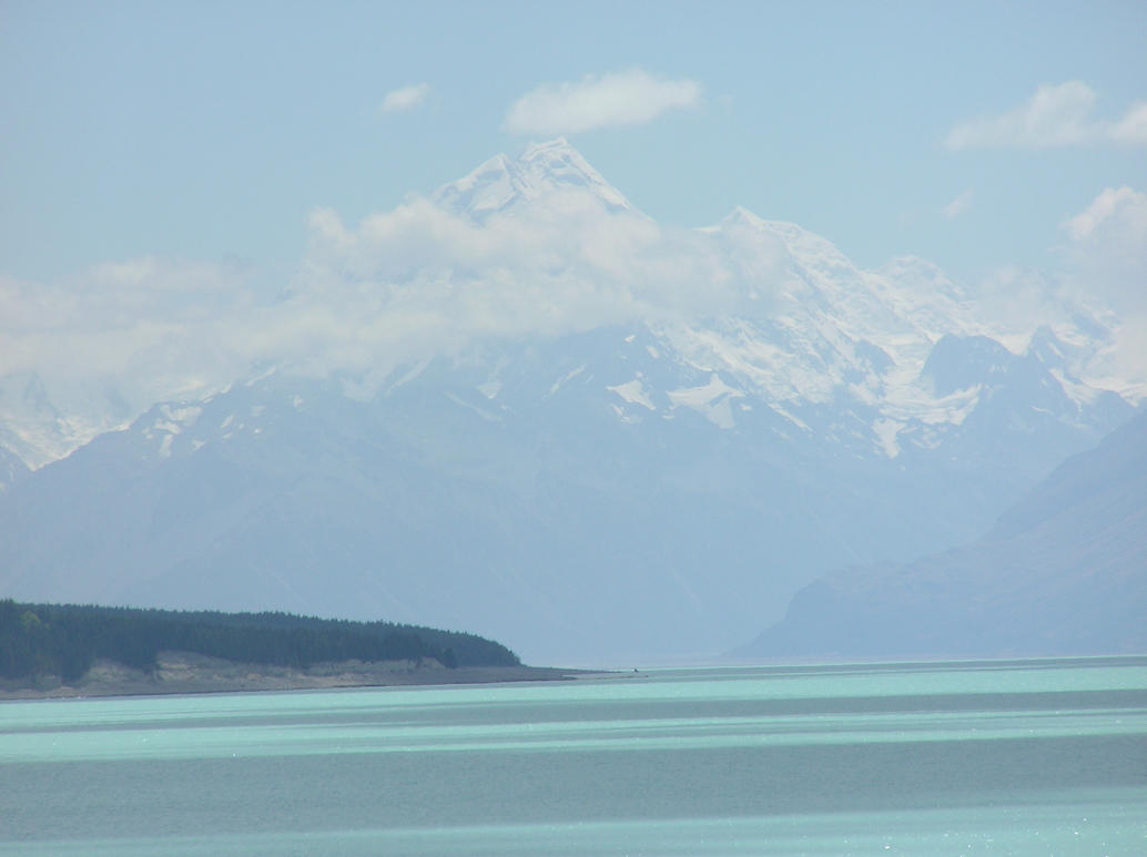 Mt. Cook, NZ by LaxDrake