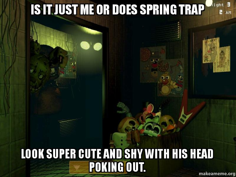 Spring trap x reader quotev myideasbedroom com