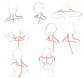 Neck and Shoulders tutorial