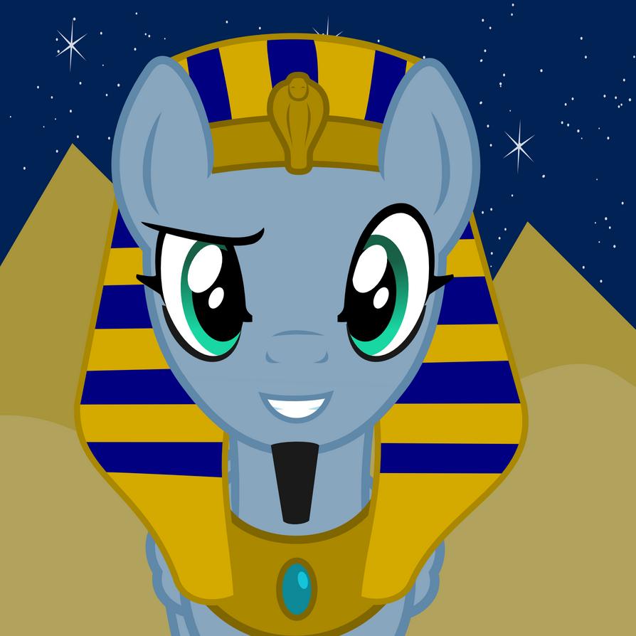 Steven Zacharias - Pharaoh by Nstone53
