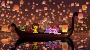 Lantern of the Hearts Night