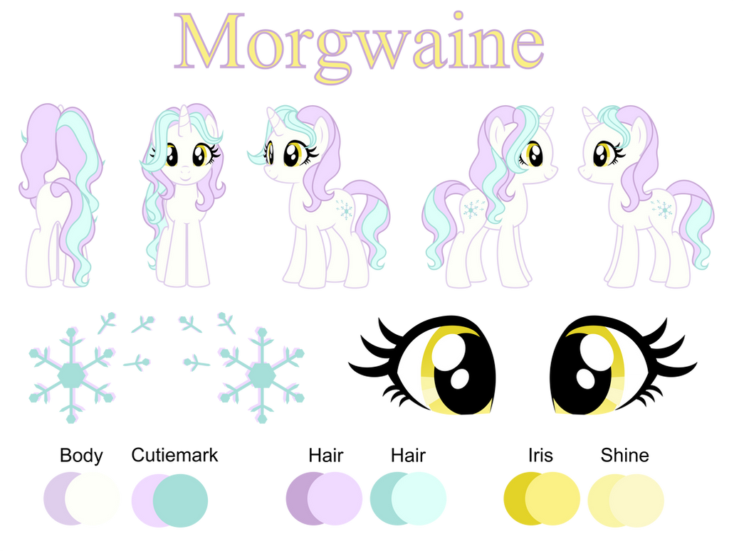 Morgwaine OC Profile by Nstone53