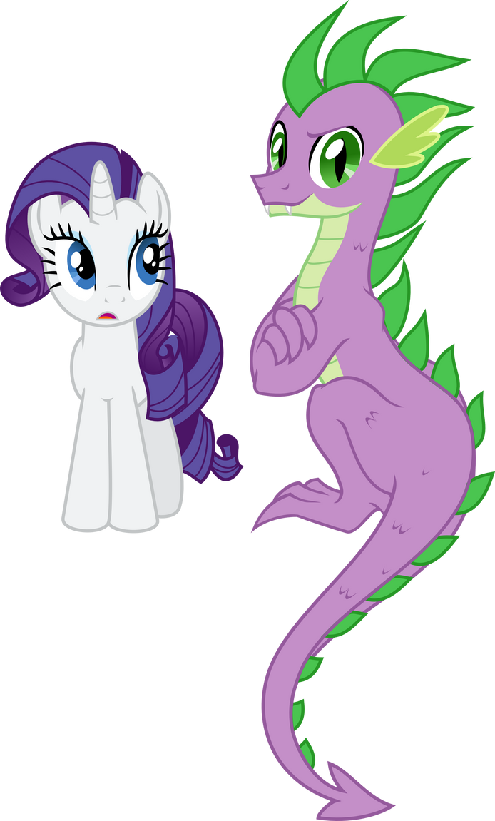 Growing Spike by Nstone53