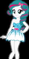 Commission - Human Pinkie Rose