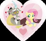 Hearts all a Flutter