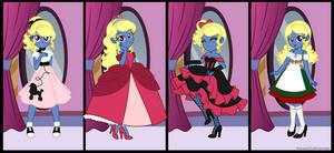 Sapphire Costumes