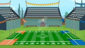 Hoofball Field