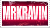 MrKravin Fan Stamp by whiizu