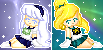 Sailors AstrIris icons - NOT FREE TO USE by whiizu