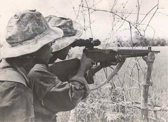 MAS-49 rifle