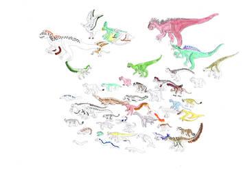 carnivori del pianeta biosfera(2) by asari13