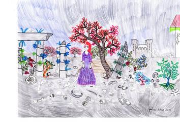 vampire princess Wip by asari13