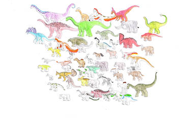 fauna erbivora del pianeta biosfera by asari13