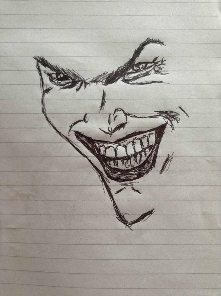 drawn joker wallpapers and - photo #36