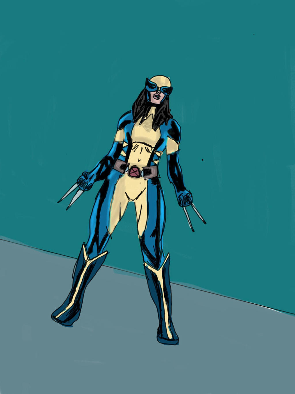 All-New Wolverine  by LordDiscord25
