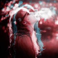 Escaped soul by AlexandraSophie