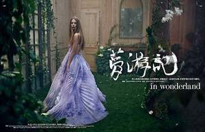VOGUE CHINA - In wonderland