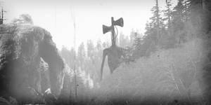 King Kong (1933) Vs Siren Head