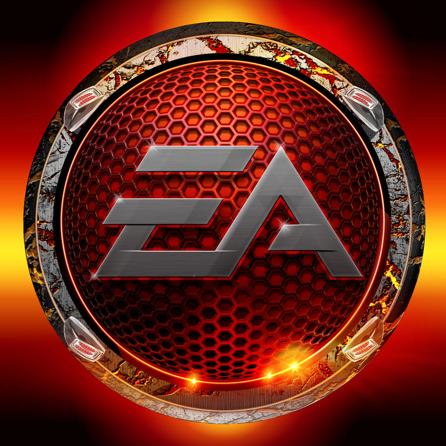 EA logo by verndewd on DeviantArt