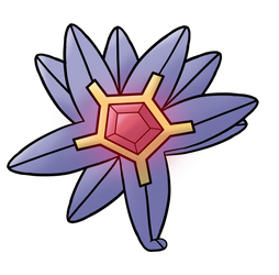 Starmie by Tailsimp