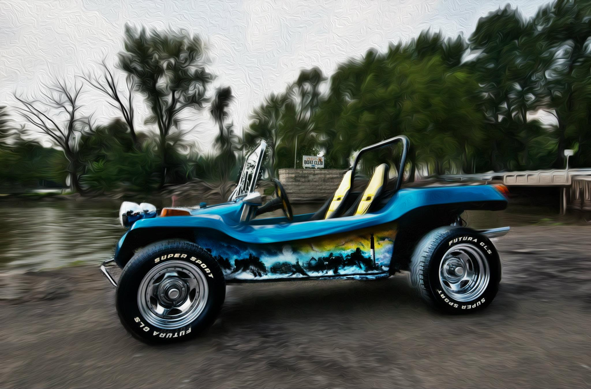 1974 VW Dune Buggy by jabab on DeviantArt