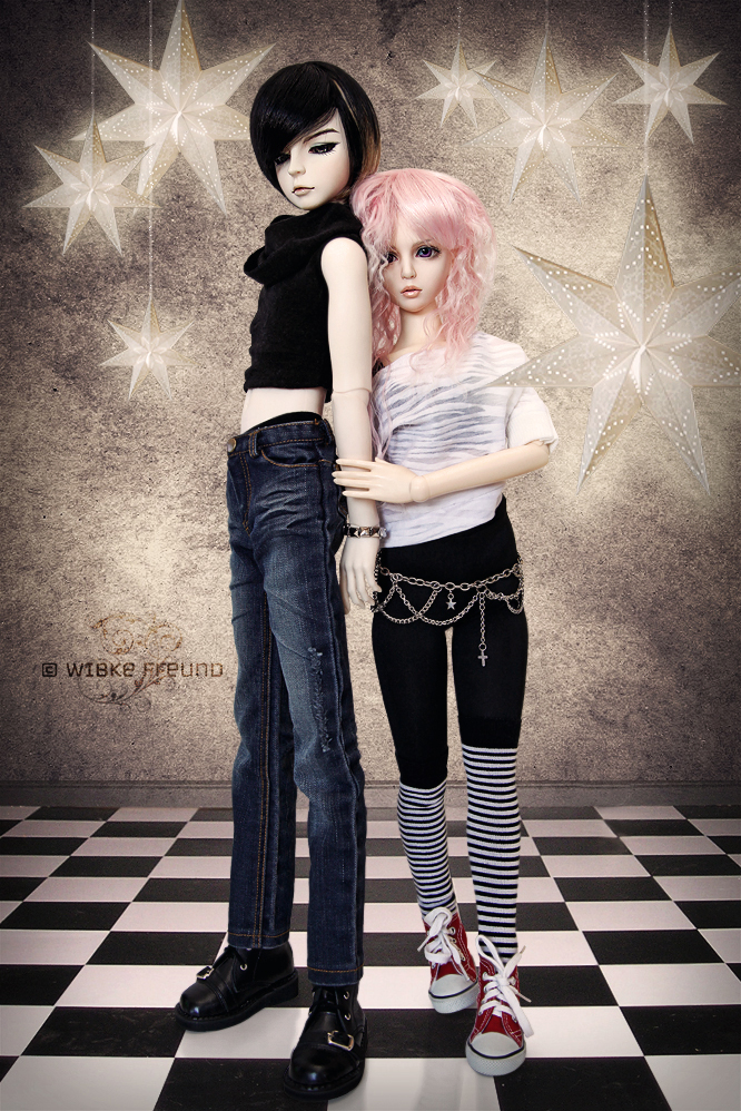 Count the stars by Labeculas-Dollhouse