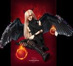 Fallen Angel by Labeculas-Dollhouse