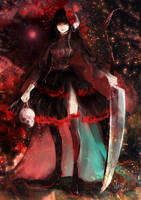 Original - bride of Death by ihirotang