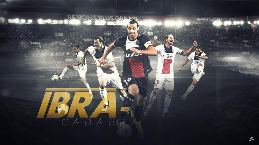 Zlatan Ibrahimovic Wallpaper 2014 Zlatan Ibrahimovic  PSG  by