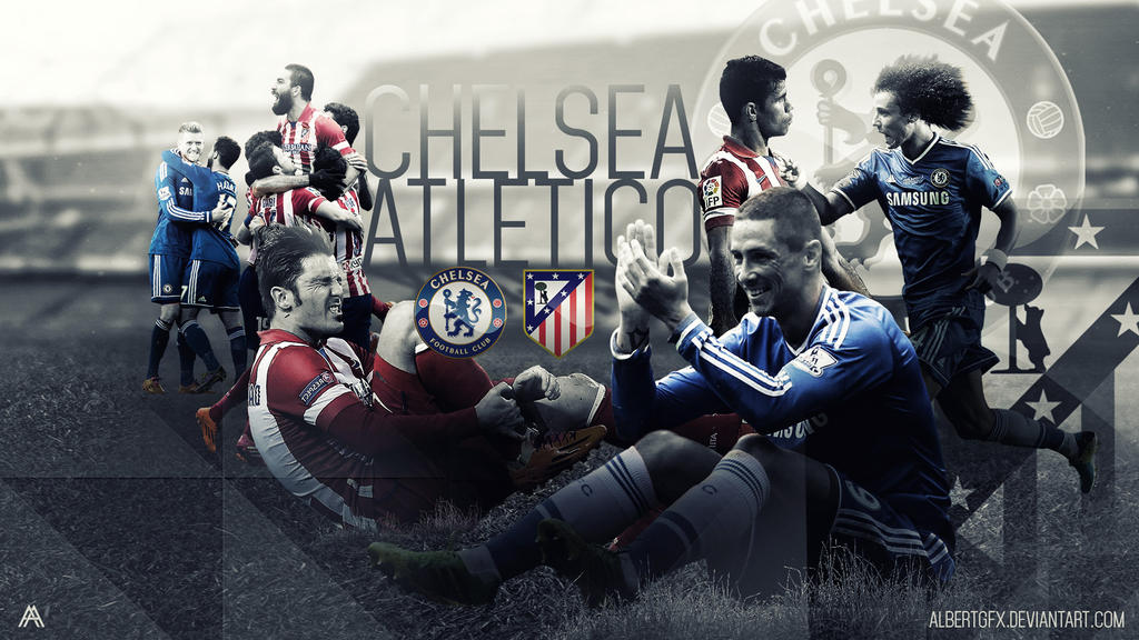 Atleticomadrid explore atleticomadrid on deviantart meridiann 23 20 chelsea fc v atletico madrid wallpaper by albertgfx voltagebd Image collections